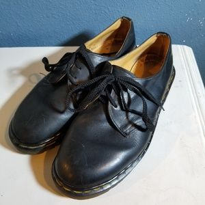 Dr Martens 1461 Vintage oil leather oxfords